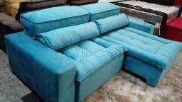 Sofa confort 100 % fibra siliconada 2,50