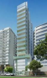 Lançamento Residencial Mirador de frente para praia do Morro, 04 suítes com área de lazer