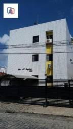 Apartamento com 3 dormitórios para alugar, 77 m² por R$ 1.099,99/mês - Bancários - João Pe