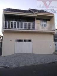 Sobrado sendo 02 apartamentos - Boqueirão Curitiba PR; Aceita permuta por até 50% do valor
