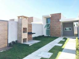 Casas no bairro encantada Eusébio próximo da estrada do fio Cruz e Ce-010