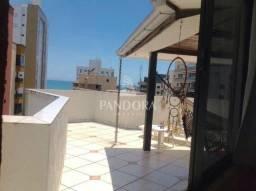 Apartamento a venda em Meia Praia Itapema cobertura duplex 02 dormitórios e 01 vaga