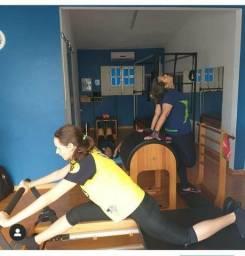 Fisioterapeuta com especialização em Pilates
