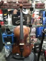 Violino Jahnke 4/4 estudante envelhecido, novo