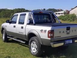 Raridade! Ranger Limited 2005 4x4 Diesel impecável - 2005