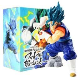 Dragon Ball Vegetto Super Sayajin Blue God