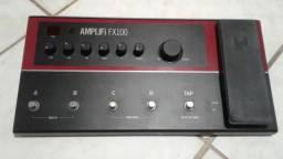 Pedaleira line 6 amplifi fx 100
