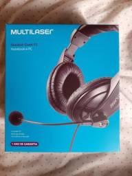 Vendo fone de ouvido headset gamer