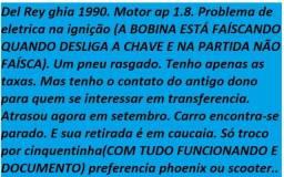 Carro del rey leia - 1990