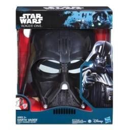 Mascara Darth Vader - Star Wars - Com modulador de Voz