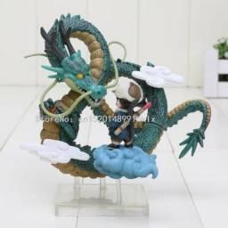 Dragão Shenlong Mais Kid Goku