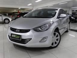 Hyundai Elantra Gls 1.8 Automático Prata - 2013