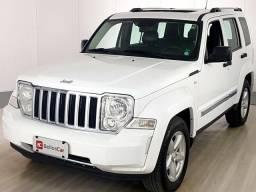 Jeep Cherokee Limited 3.7 4x4 V6 12V Aut. - Branco - 2012 - 2012