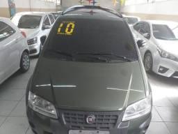 Fiat Idea ADV. 1.8 2010 automatizada - 2010