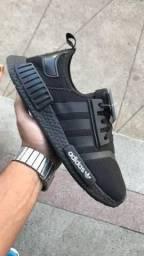 Tênis Adidas NMD Preto -- 38 ao 43 (Ler Anúncio)