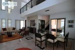 Sobrado com 5 dormitórios à venda, 384 m² por R$ 1.600.000,00 - Residencial Granville - Go