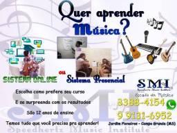 Título do anúncio: Quer aprender a tocar guitarra?