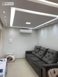 Apartamento com 3 dormitórios à venda, 86 m² por R$ 460.000,00 - Setor Central - Goiânia/G