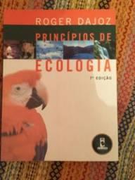 Livro Princípios De Ecologia - Roger Dajoz - 7ª Edição