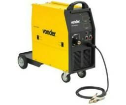 Máquina para solda MIG/MAG MM 251 MONO VONDER