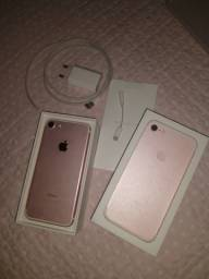 IPhone 7 ouro Rose 32gb