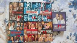 Coleção DVD box Greys Anatomy