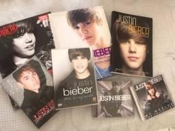 Coleção Justin Bieber