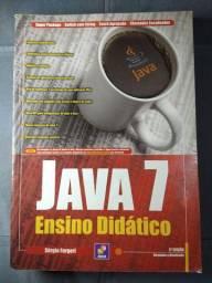Livro - Java 7 Ensino Didático