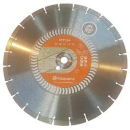 Disco diamantado para corte de asfalto e concreto