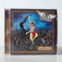 CD Aerosmith - Nine Lives (Versão Nacional)