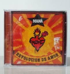 CD Maná - Revolución de Amor (Versão Nacional)