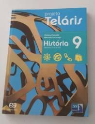 Livro Projeto Teláris História nono ano