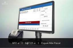 Sistema Programa Software Emissor Nota Fiscal Nfe Pdv Frente de Loja Nfc-e Sat, Df-e Mdf-e