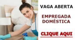 Contrata-se empregada domestica para morar / Região de Curitiba