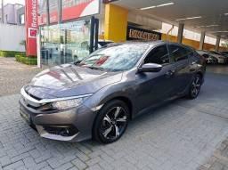 Civic Touring 1.5 Turbo CVT! Top De Linha! Apenas 27.000KM!