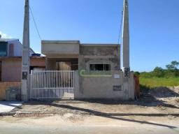 Casa com 2 dormitórios à venda, 79 m² por R$ 180.000 - Centro - Penha/SC