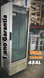 Visa cooler 454 litros (ALEF)