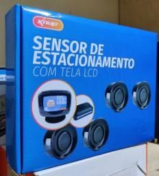 Sensor de estacionamento para veículos.