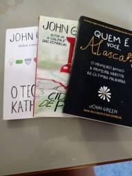 Título do anúncio: Livros de John Green