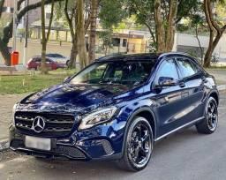 Mercedes GLA 200 Night 1.6 TB Blindada Nível III 2018