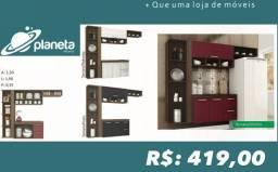 Armário de Cozinha 3 cores disponíveis armário de cozinha armário 1