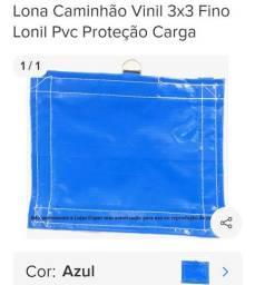 Lona fina de PVC 3x3