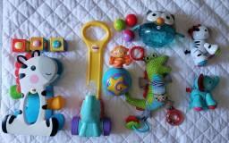Conjunto de brinquedos educativos Fisher Price