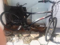 Bicicleta Mônaco usada