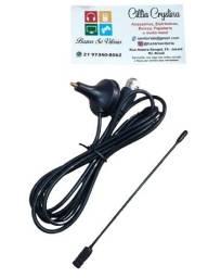 Antena Interna para TV Digital 1.5m CAR-7410