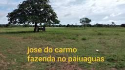Fazenda na região do PAIUAGUAS