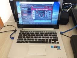 ASUS i5 tela touch screen 8Gb ram  , HD 700Gb