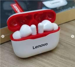 Lenovo lp1 fone de ouvido bluetooth