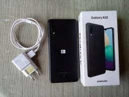 Samsung  A02  novo.