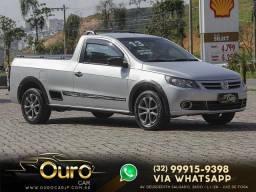 VolksWagen Saveiro Trooper 1.6 Mi Total Flex 8V 2013 *Novíssima* Oferta de Ouro